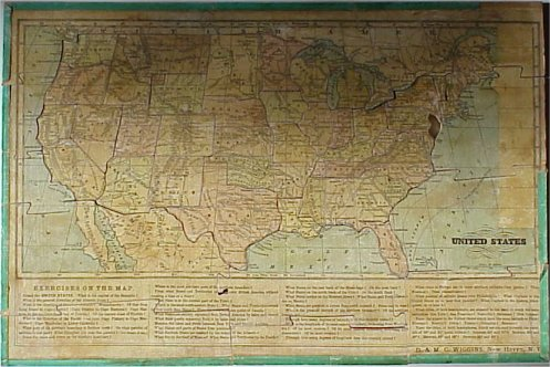 Map jigsaw puzzles countries reverse world map 17x11 gumiabroncs Image collections